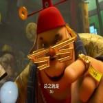 دانلود انیمیشن نگهبانان کوچک دروازه – Little Door Gods انیمیشن مالتی مدیا