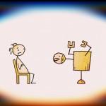 دانلود انیمیشن کوتاه World of Tomorrow انیمیشن مالتی مدیا