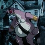دانلود انیمیشن غول بزرگ مهربان – The BFG انیمیشن مالتی مدیا