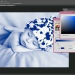 دانلود فیلم آموزش روتوش تصویر بچه در فتوشاپ آموزش عکاسی آموزش گرافیکی مالتی مدیا