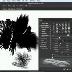 دانلود فیلم آموزش سفارشی سازی قلم مو در فتوشاپ آموزش گرافیکی مالتی مدیا
