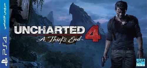 دانلود بازی Uncharted 4 : A Thief's End برای PS4
