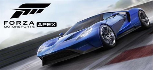 دانلود بازی Forza Motorsport 6 Apex Final برای PC