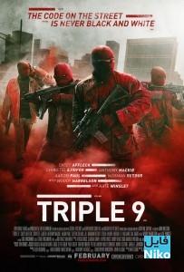 دانلود فیلم سینمایی Triple 9 با زیرنویس فارسی اکشن جنایی درام فیلم سینمایی مالتی مدیا مطالب ویژه