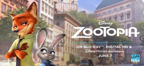 دانلود انیمیشن زوتاپیا – Zootopia