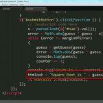 دانلود Solve Math Problems with JavaScript فیلم آموزشی حل مسائل ریاضی توسط جاوا اسکریپت آموزش برنامه نویسی آموزشی مالتی مدیا