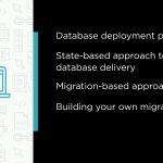 دانلود Database Delivery Best Practices فیلم آموزش بهترین تمرین های دلیوری پایگاه داده آموزش پایگاه داده آموزشی مالتی مدیا