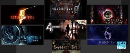 دانلود Resident Evil Collection مجموعه بازی های Resident Evil برای PC اکشن بازی بازی کامپیوتر ترسناک مطالب ویژه
