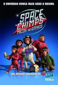 دانلود انیمیشن میمونهای فضایی – Space Chimps انیمیشن مالتی مدیا