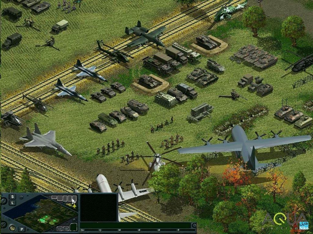 دانلود مجموعه بازی های Sudden Strike برای Pc فایل نیکو