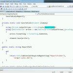 01. Reporting using LINQ to XML part 1.wmv_snapshot_05.48_[2016.08.12_01.18.50]