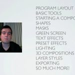 دانلود Udemy Complete Adobe After Effects Course: Make Better Videos Now فیلم آموزشی کامل Adobe After Effects آموزش صوتی تصویری آموزشی مالتی مدیا