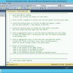 دانلود CBT Nuggets Database Fundamentals فیلم آموزشی اصول کار با پایگاه داده آموزش پایگاه داده آموزشی مالتی مدیا