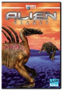 دانلود مستند Alien Planet 2005 سیارۀ بیگانه با زیرنویس فارسی مالتی مدیا مستند