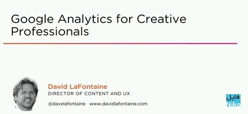 Pluralsight Google Analytics for Creative Professionals