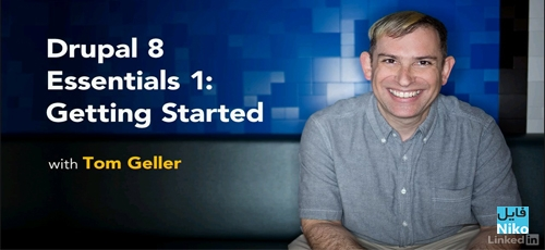 Lynda Drupal 8 Essentials 1: Getting Started