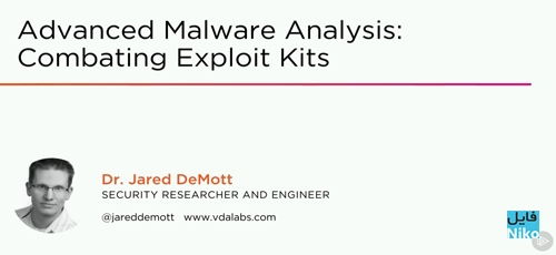 Pluralsight Advanced Malware Analysis: Combating Exploit Kits