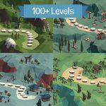 دانلود بازی Poly Bridge برای PC بازی بازی کامپیوتر شبیه سازی
