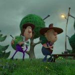دانلود انیمیشن Two Buddies and a Badger با دوبله فارسی انیمیشن مالتی مدیا