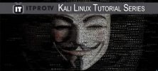 Kali-Linux-Tutorial-Series