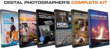 Digital Photographer's Complete Kit