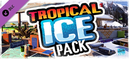 Table Top Racing World Tour Tropical Ice Pack