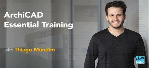 Lynda ArchiCAD Essential Training
