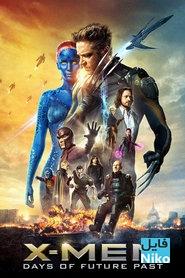 دانلود فیلم سینمایی X-Men: Days of Future Past با زیرنویس فارسی اکشن فانتزی فیلم سینمایی ماجرایی مالتی مدیا