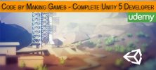 Udemy Learn To Code by Making Games Complete Unity 5 Developer