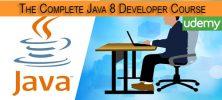 The Complete Java 8 Developer Course