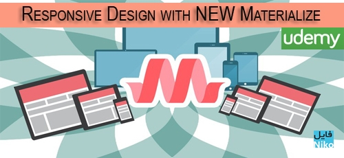 Udemy Responsive Design with NEW Materialize