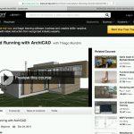 دانلود Lynda ArchiCAD: Management and Collaboration آموزش امکانات مدیریت و همکاری در ArchiCAD آموزش نرم افزارهای مهندسی آموزشی مالتی مدیا