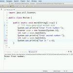 دانلود Lynda Up and Running with Java Applications آموزش مقدماتی برنامه نویسی اپلیکیشن های جاوا آموزش برنامه نویسی آموزشی مالتی مدیا