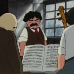 دانلود انیمه Gauche the Cellist با زیرنویس فارسی انیمیشن مالتی مدیا