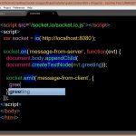 دانلود Pluralsight Building Real-time Applications with Socket.io فیلم آموزشی ساخت برنامه های Real-Time موبایل و وب بوسیله Socket.io آموزش برنامه نویسی آموزشی طراحی و توسعه وب مالتی مدیا
