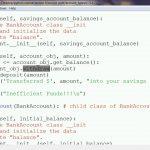 دانلود Udemy Python Object Oriented Programming Fundamentals فیلم آموزشی اصول و مبانی شی گرایی در پایتون آموزش برنامه نویسی آموزشی مالتی مدیا
