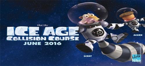 دانلود انیمیشن عصر یخبندان: فاجعه کیهانی – Ice Age: Collision Course با زیرنویس فارسی