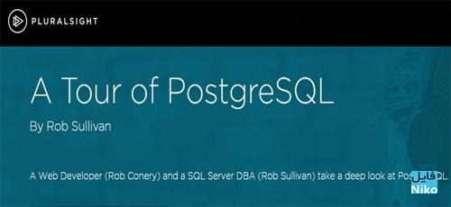 Pluralsight A Tour of PostgreSQL