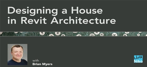 Lynda Designing a House in Revit Architecture