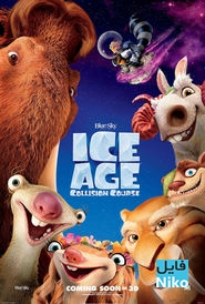 دانلود انیمیشن عصر یخبندان: فاجعه کیهانی – Ice Age: Collision Course با زیرنویس فارسی انیمیشن مالتی مدیا