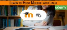 Udemy Learn to Host Moodle with Linux
