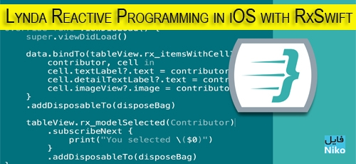 Lynda Reactive Programming in iOS with RxSwift
