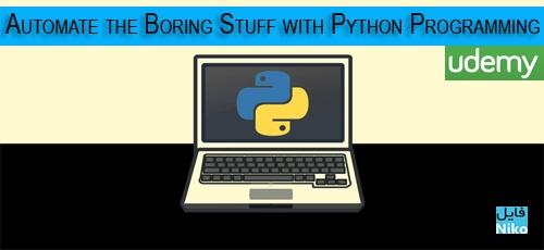 Udemy Automate the Boring Stuff with Python Programming