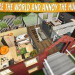 دانلود Cat Simulator v2.1  بازی شبیه ساز گربه اندروید بازی اندروید سرگرمی شبیه سازی موبایل