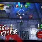 دانلود Judge Dredd vs. Zombies 1.8  بازی قاضی Dredd در مقابل زامبی ها اندروید ارکید بازی اندروید موبایل