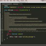 دانلود Udemy PHP MVC Framework CodeIgniter Tutorial for Beginners Project فیلم آموزشی استفاده از فریم ورک PHP MVC مطرح CodeIgniter آموزش برنامه نویسی آموزشی طراحی و توسعه وب مالتی مدیا