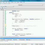 دانلود Infinite Skills Advanced C++ Programming فیلم آموزشی مباحث پیشرفته برنامه نویسی در C++ آموزش برنامه نویسی آموزشی مالتی مدیا