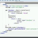 دانلود Lynda Learn React.js: The Basics فیلم آموزشی مبانی React.JS آموزش برنامه نویسی آموزشی طراحی و توسعه وب مالتی مدیا