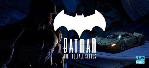 """دانلود Batman – The Telltale Series 1.56  بازی ماجراجویی """"بتمن: قلمرو سایه ها"""" اندروید + دیتا"""