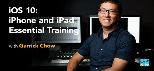 Lynda iOS 10: iPhone and iPad Essential Training